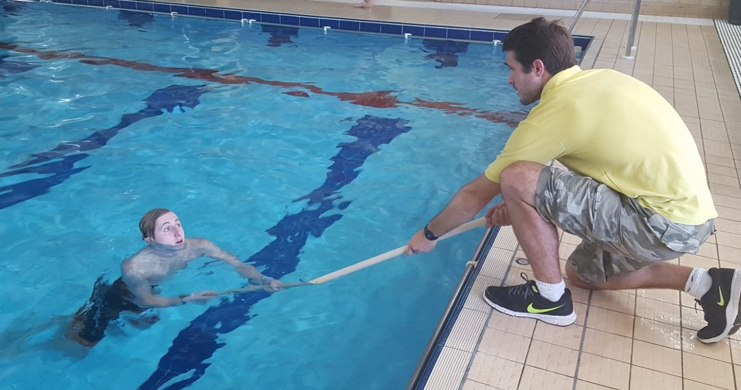 Lifeguard course starts Monday 24th October