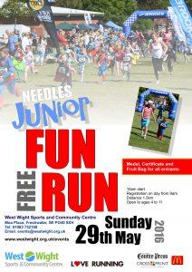 Needles Junior Fun Run