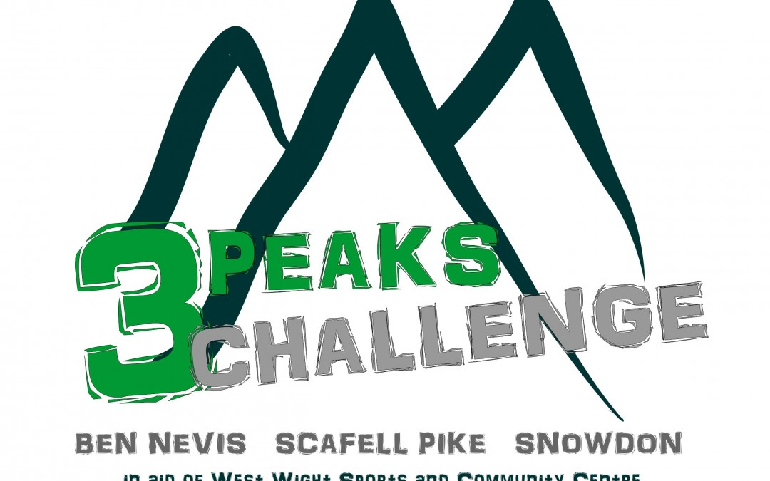 3 Peaks loom this Friday for our walkers!