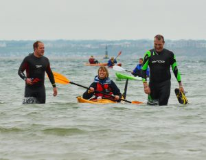WWSCC Solent Swim 2016 Photo by Ed Garbett 1