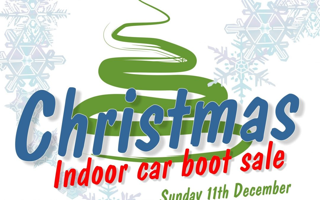Christmas Indoor Sale – 11th December