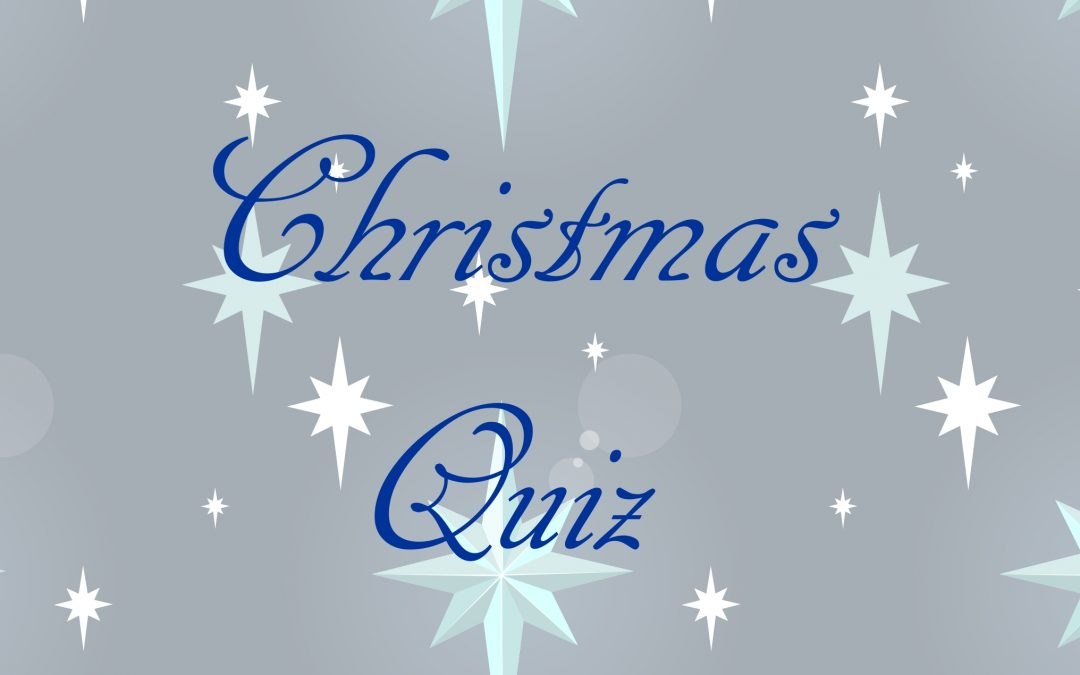 Christmas Quiz – 15th Dec