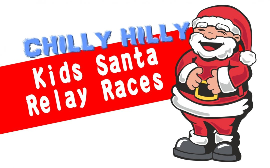 NEW! Kids Santa Relay Races
