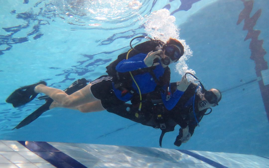 Want to learn to scuba dive?