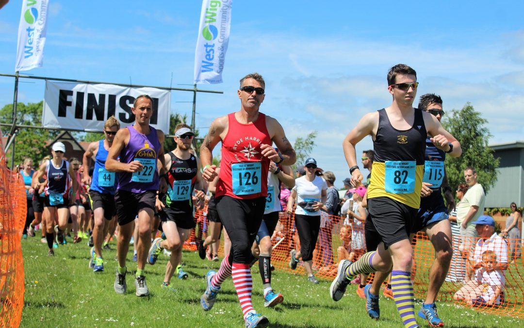 IW Festival of Running – Results