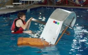 Pre sailing skills