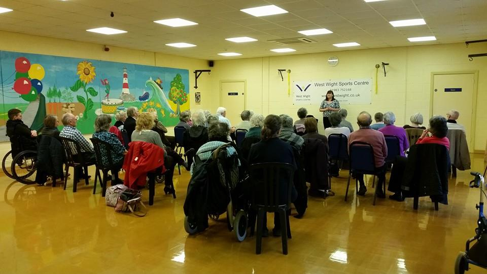 West Wight Sports Centre Trust – Health and Fitness at the heart of the Community