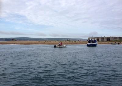 15 Lis Parham Solent Swim