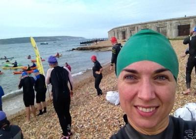 27 Lis Parham Solent Swim