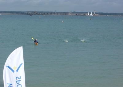 39 Lis Parham Solent Swim