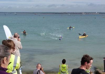 44 Lis Parham Solent Swim