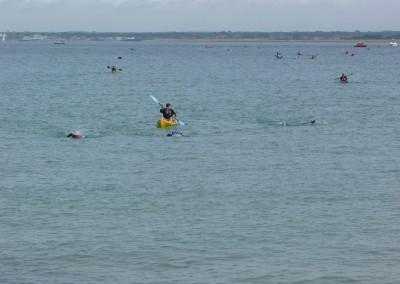 46 Lis Parham Solent Swim