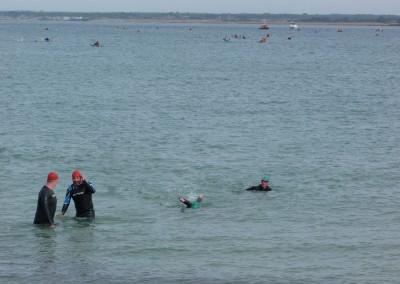 48 Lis Parham Solent Swim