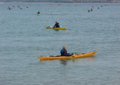 54 Lis Parham Solent Swim
