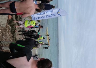 56 Lis Parham Solent Swim