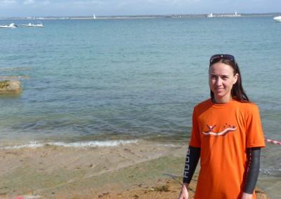 62 Lis Parham Solent Swim