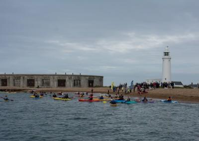 64 West Wight Solent Swim
