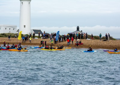 65 West Wight Solent Swim