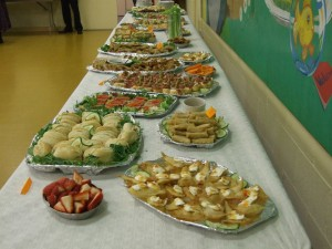 Catering at West WIght Sports and Community Centre