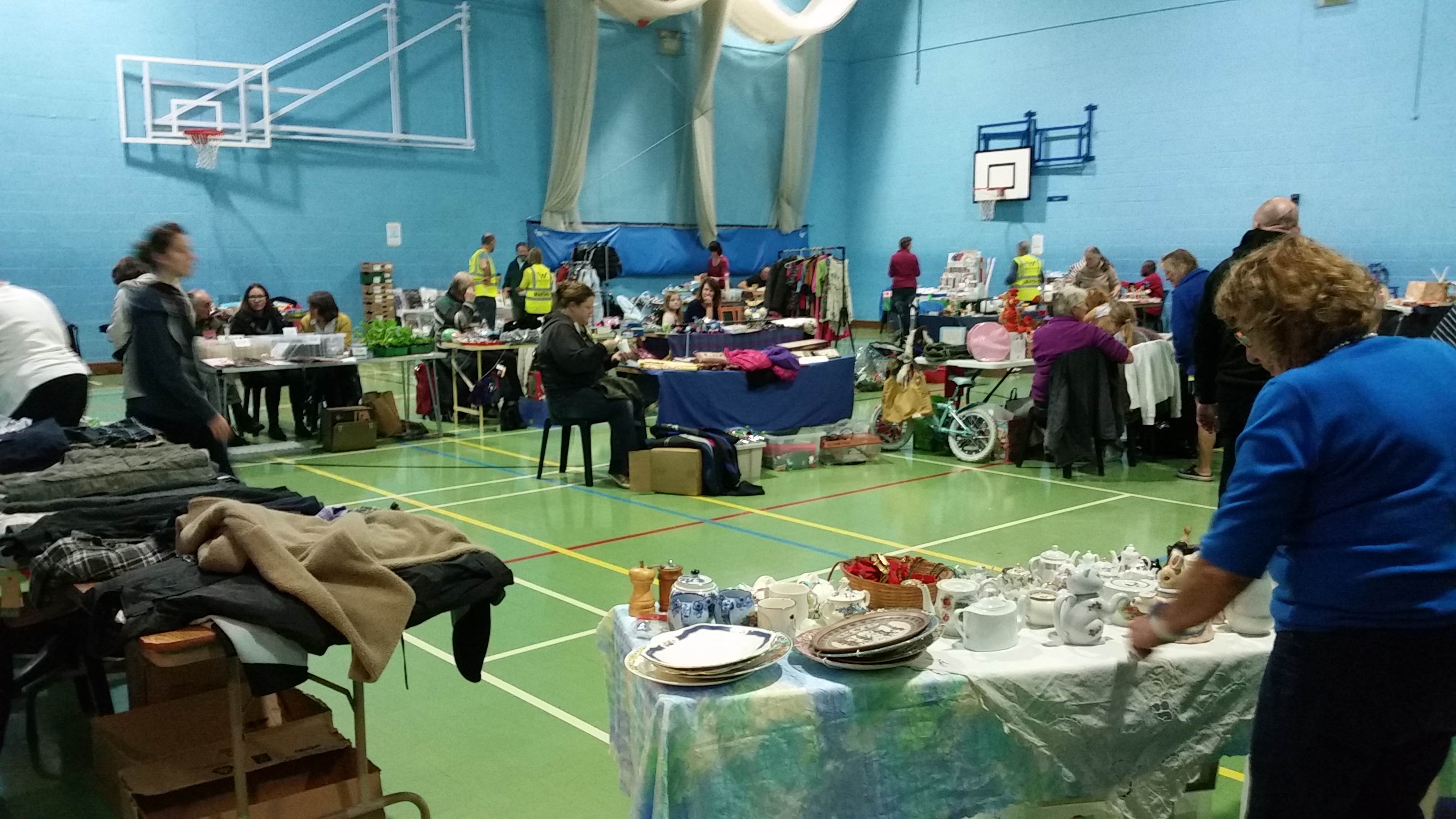 Car Boot Sale 6th August West Wight Sports And Community Centre