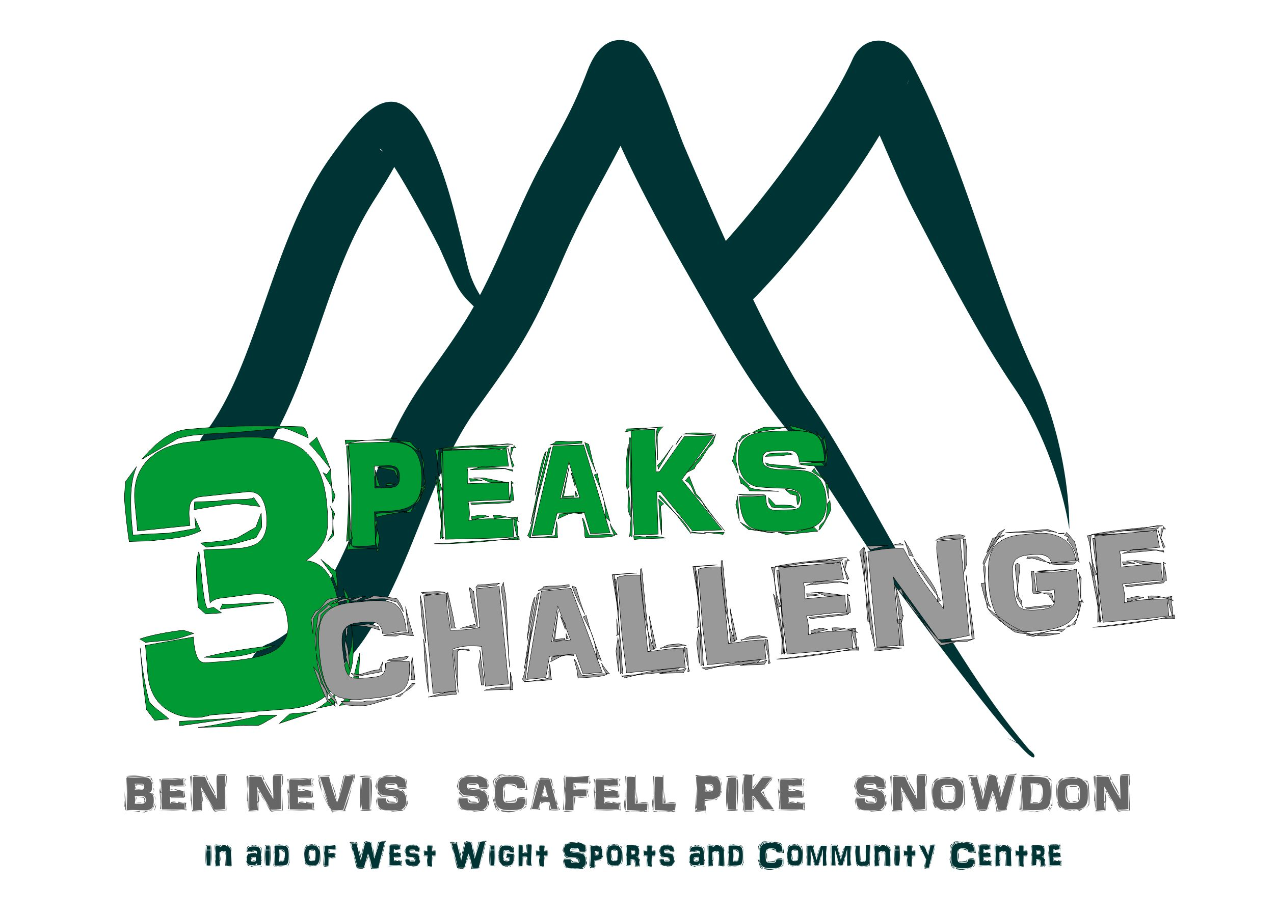 3 Peaks Challenge West Wight Sports And Community Centre