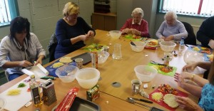 Healthy Cookery Session