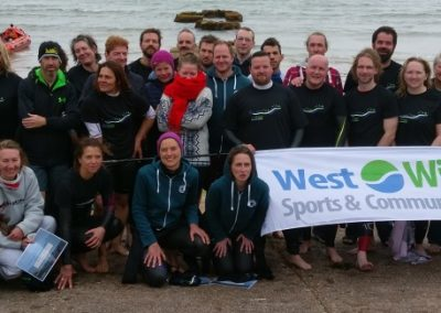 WWSCC Solent Swimmers 2016