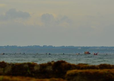 Solent Swim 2016 by Ed Garbett