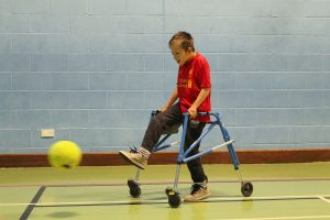 Disabled football
