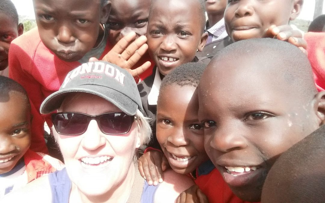 Two of our staff share their experience volunteering in Western Kenya