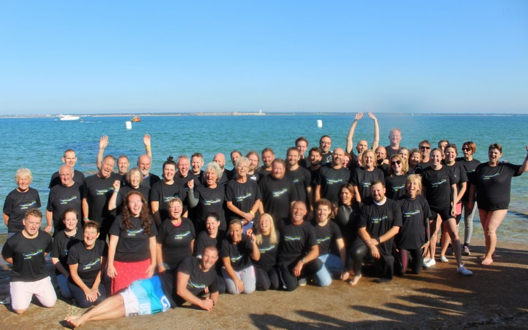 Video – Have you signed up for the SOLENT SWIM yet ?