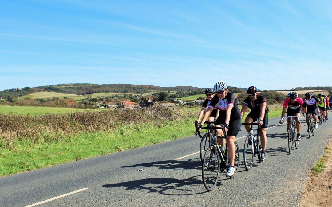 Inaugural Tour de West Wight a triumpth