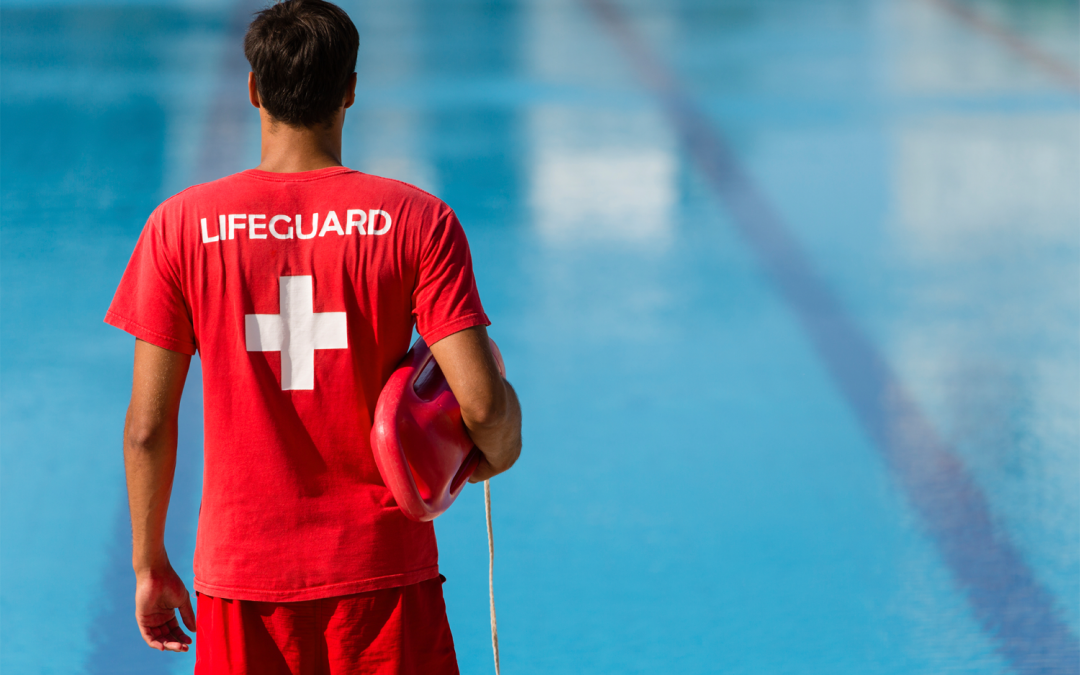 Junior Lifeguard course running in July.