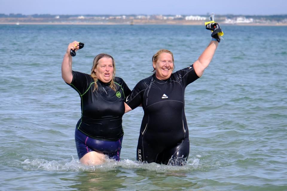 Solent Swim 2018