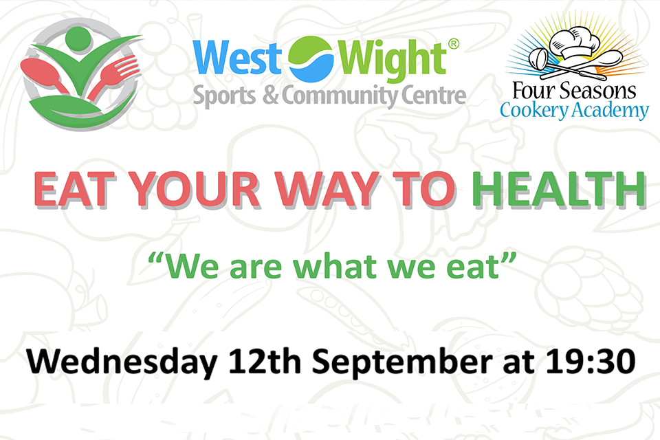 Eat Your Way To Health – Evening Event