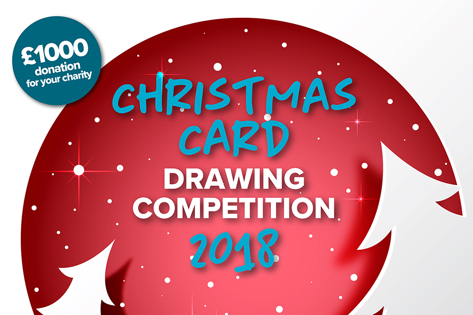 Help us win £1000 – Co-Op Christmas Card Competition