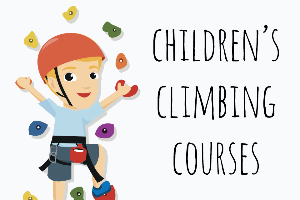 New Year – Children's Climbing Courses!