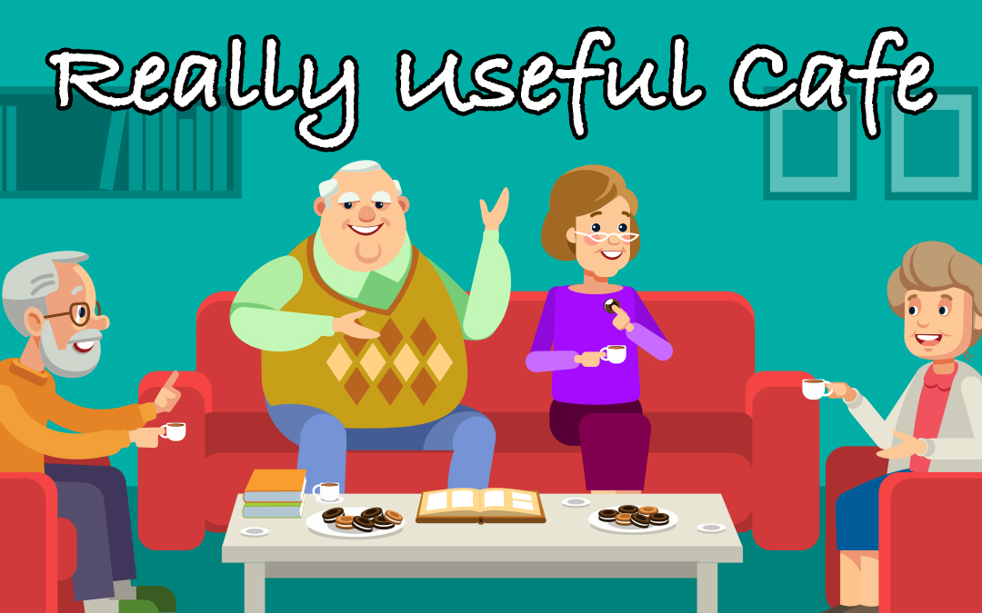 Really Useful Cafe – November & December