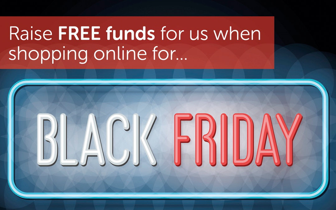 Black Friday – Give As You Live