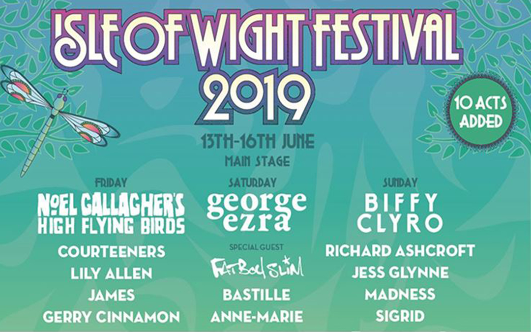 Raffle – Isle of Wight Festival