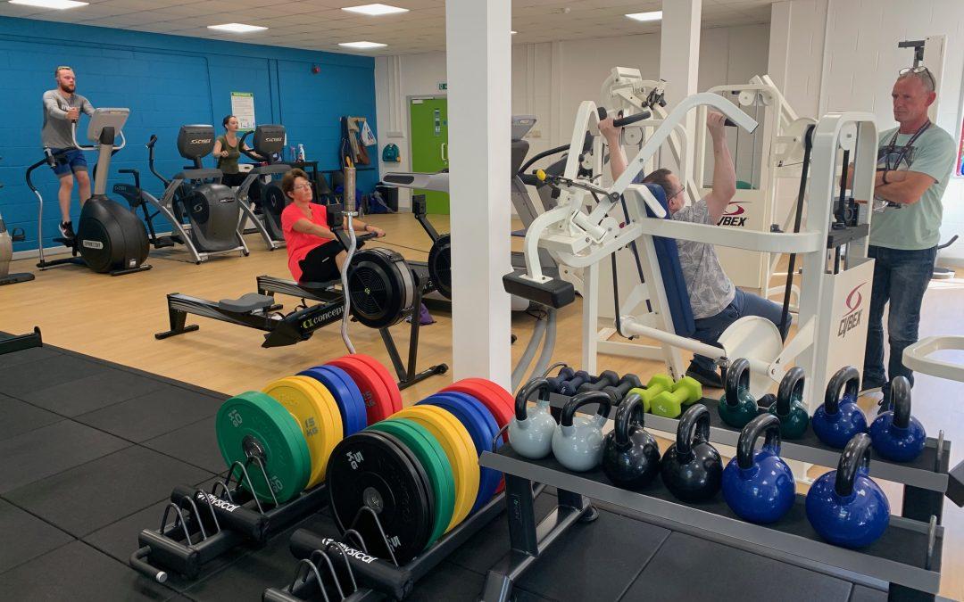 Fitness Day: Wednesday, 25 September