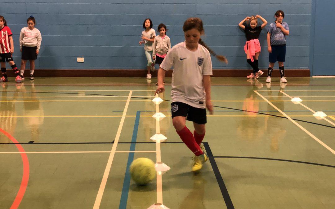 Top Island player to coach girls' football