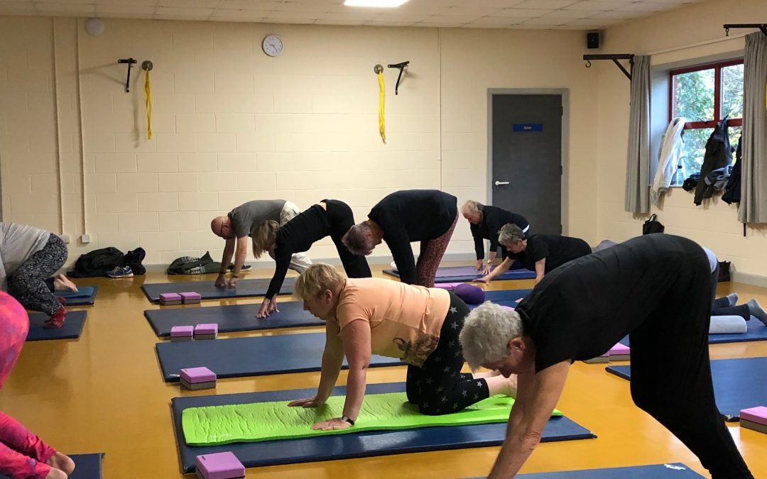 Classes Update for Saturday 21st & Sunday 22nd March