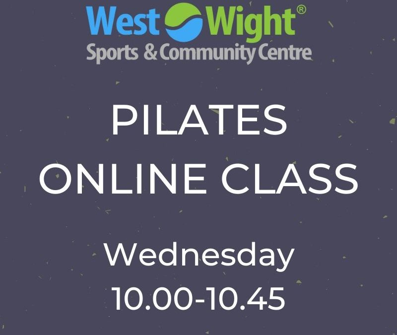 Pilates is Going Online!