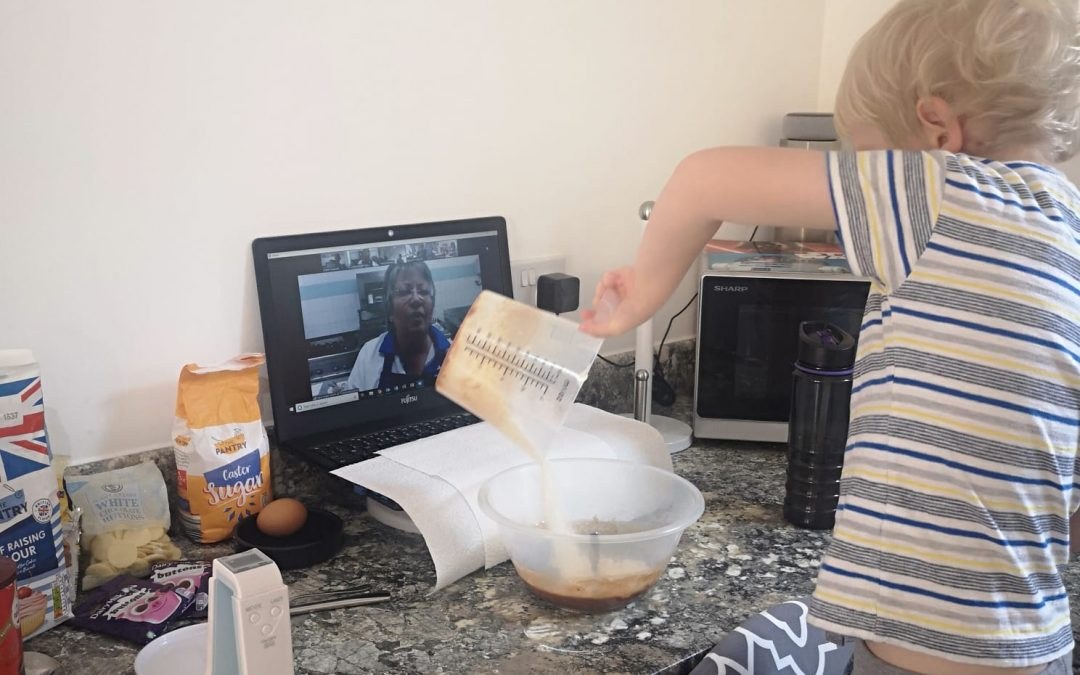 Interactive Children's Cookery Workshop – Thursday 9th July