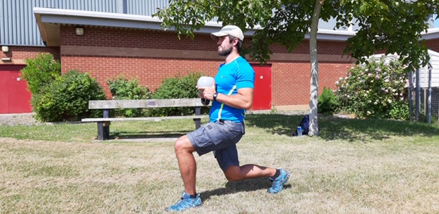 1:1 Outdoor Personal Training Sessions