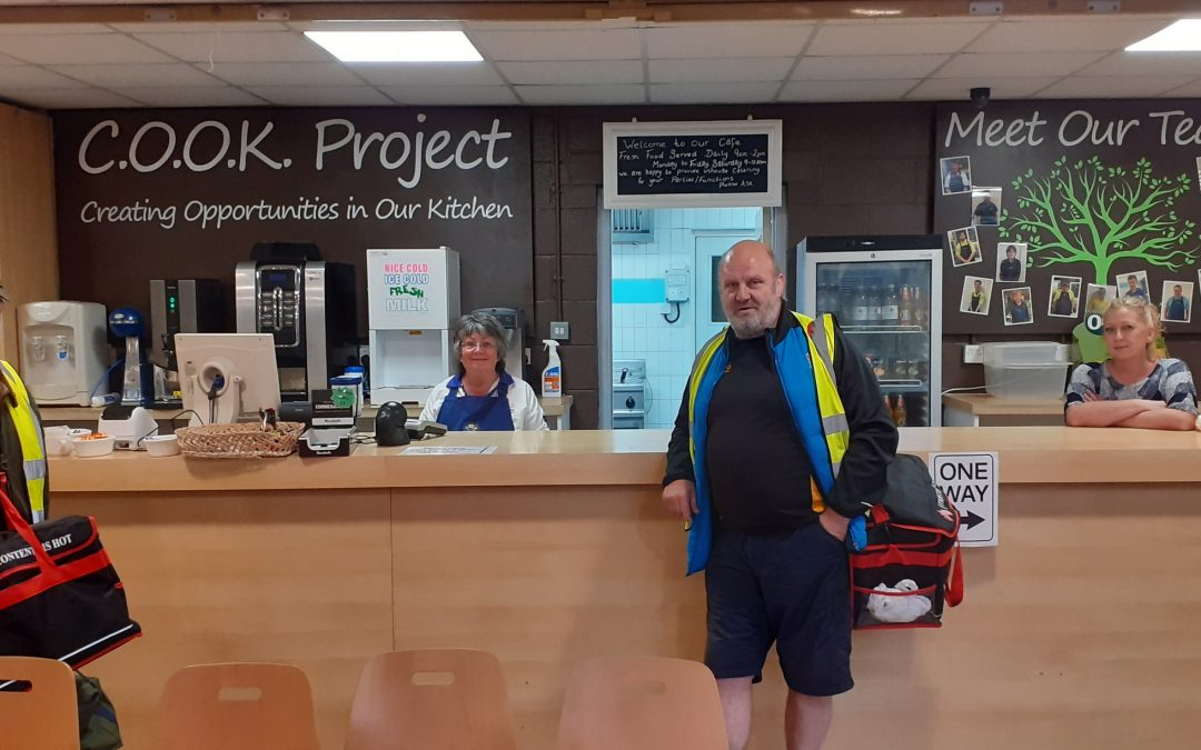 £10,000 grant for West Wight help hub