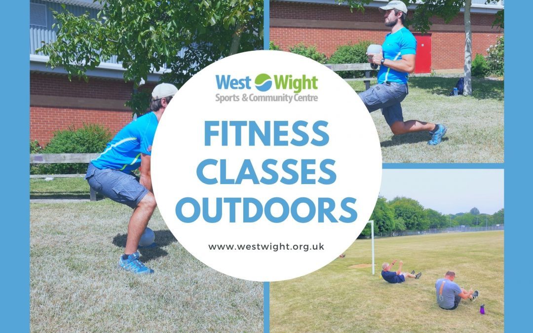 Outdoor Classes – 29th March-11th April