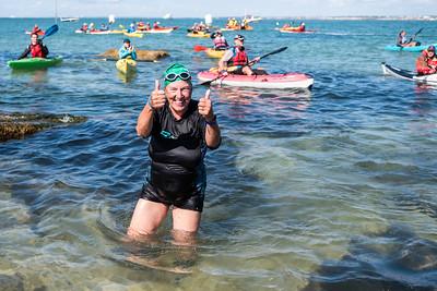 Latest on the Solent Swim 2021