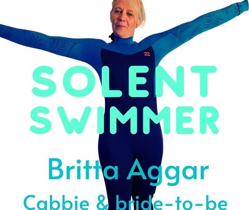 Meet Britta, the Solent Swimmer